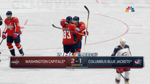 NHL 18 : Costaud mais frileux