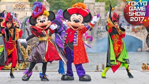 TGS : Visite de DisneySea, le parc de Tokyo