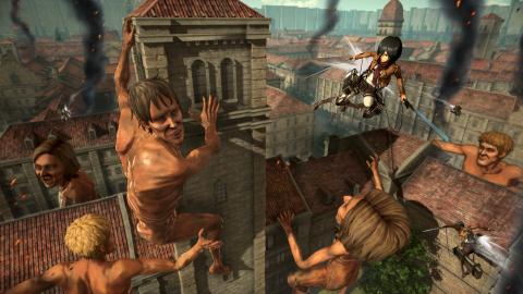 L'attaque des Titans 2 : Koei Tecmo officialise les plateformes et annonce une sortie sur Switch