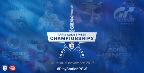 PS+ League : Les Paris Games Week Championships sont lancés !