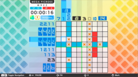 Picross S, le service minimum sur Switch