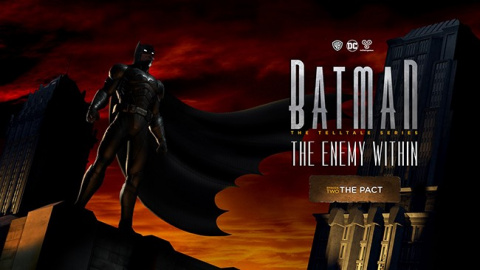 Batman : The Enemy Within - Episode 2 : Derrière le voile sur PC