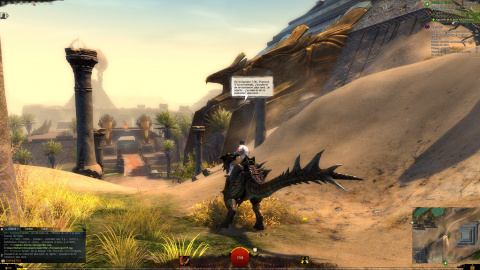 Guild Wars 2 : Path of Fire - L'extension qui ravive la flamme