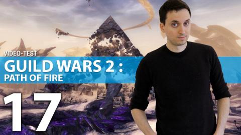 Jaquette de Guild Wars 2 : Path of Fire - Notre avis en 3 minutes sur cette extension