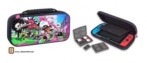 Bigben dresse la liste de ses nouveaux accessoires pour Nintendo Switch