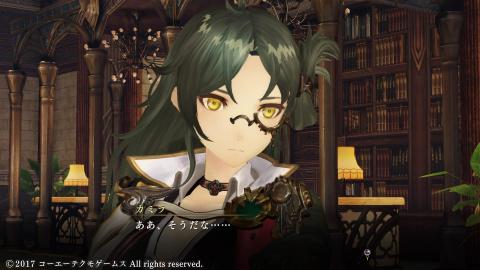 Nights of Azure 2, une suite bien obscure sur PS4