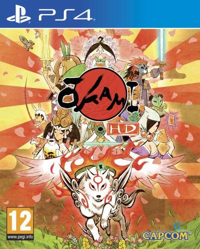 Okami HD sur PS4