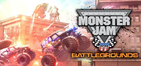 Monster Jam Battlegrounds sur PS3