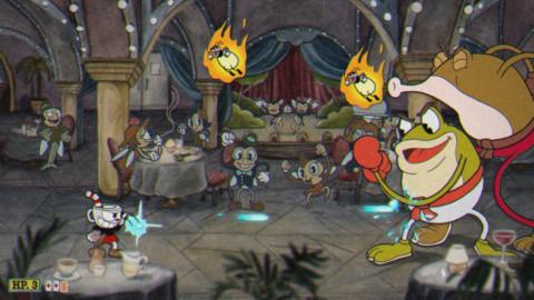 Cuphead : Les créateurs ne voulaient pas faire un jeu particulièrement difficile