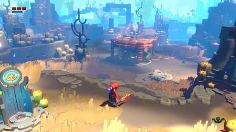 Hob : Un Zelda-like enchanteur dans un monde modulable