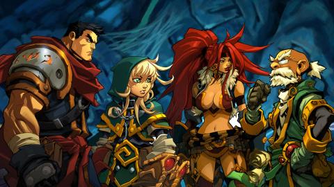 Battle Chasers : Nightwar - Du comic au RPG réussi, il n'y a qu'un pas !