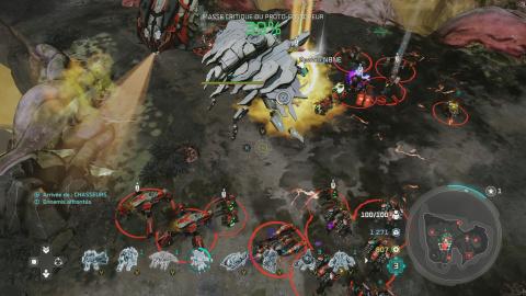 Halo Wars 2 : L'Éveil du Cauchemar, il va y avoir des spores !