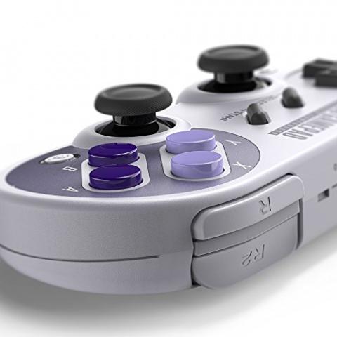 Les manettes façon SNES pour Switch se trouvent une date et un prix
