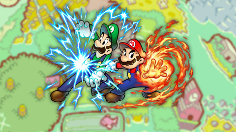 Mario & Luigi : Superstar Saga + Les Sbires de Bowser : Un must sur 3DS