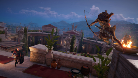 Assassin's Creed Origins : Un monde ouvert plein de promesses