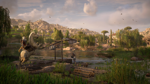 Deux bundles Xbox One S pour le prix d'un — Assassin's Creed Origins