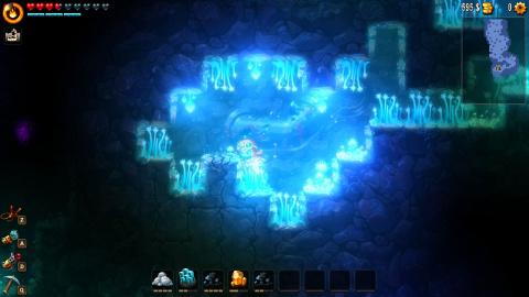 SteamWorld Dig 2 : Une exploration Steampunk envoûtante