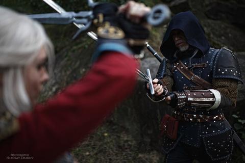 Des superbes cosplay de The Witcher 3 réalisés par des fans