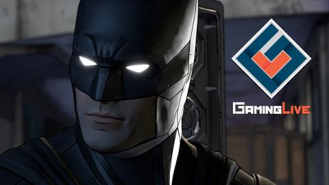Batman : The Enemy Within Ep. 2 - Un choc de titans