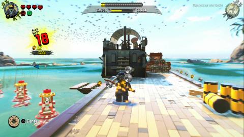 LEGO NINJAGO, le film : le jeu vidéo - Une adaptation convenable