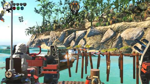 [MàJ] LEGO NINJAGO, le film : le jeu vidéo téléchargeable gratuitement pour une durée limitée