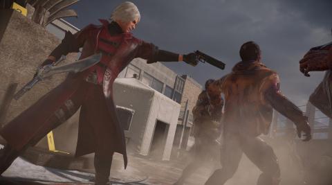 """Dead Rising 4 : De nouveaux détails et images et pour le mode """"Capcom Heroes"""""""