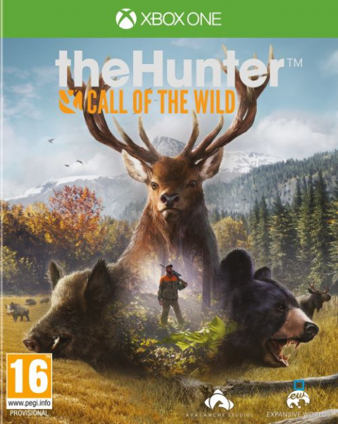 The Hunter : Call of the Wild sur ONE