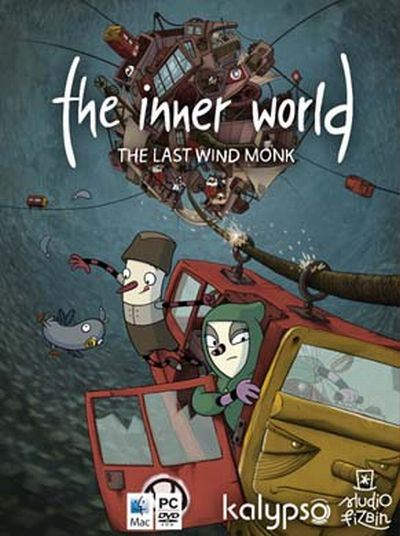 The Inner World : The Last Wind Monk sur PS4