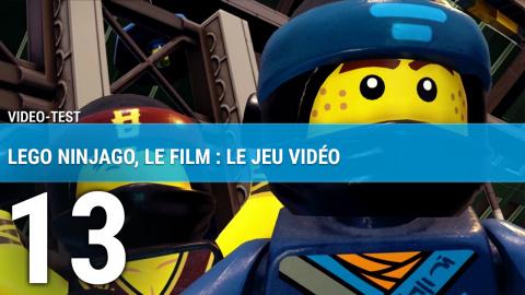 Jaquette de LEGO NINJAGO, le film : le jeu vidéo notre avis en 3 minutes