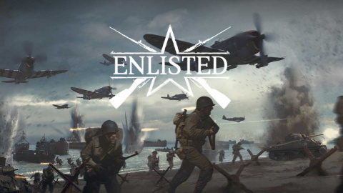 Enlisted sur PC