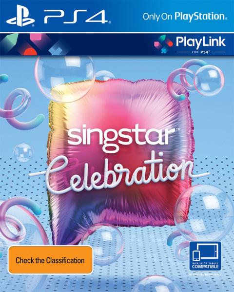 SingStar Celebration sur PS4