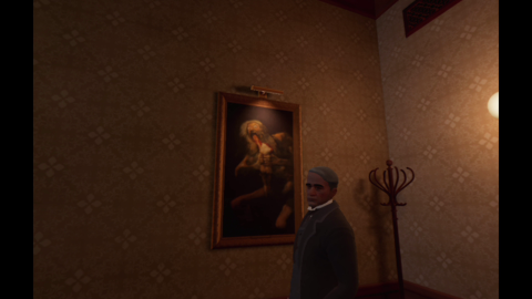 The Invisible Hours : quand Agatha Christie se la joue VR