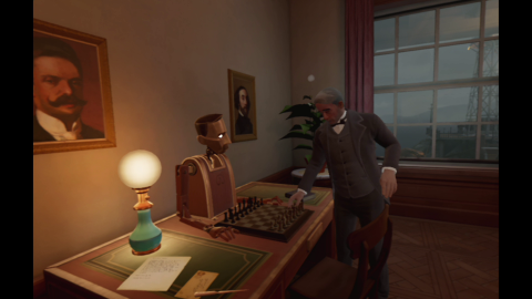 The Invisible Hours : quand Agatha Christie se la joue VR