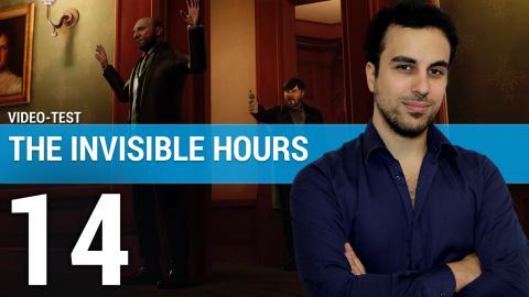Jaquette de The Invisible Hours : comprendre rapidement cet OVNI en VR