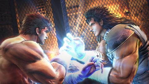 Ken le Survivant croise le fer dans une nouvelle série d'images