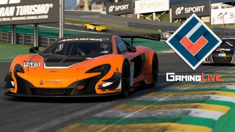 Gran Turismo Sport : la démo en deux Gaming Live