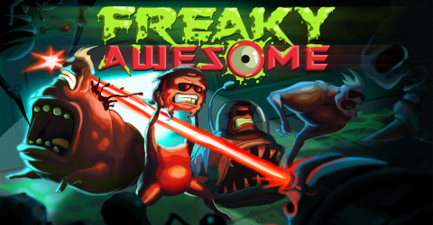 Freaky Awesome sur PC
