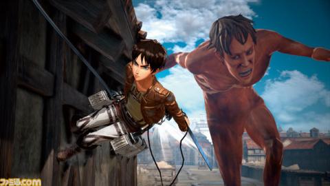 L'Attaque des Titans 2 : De nouveaux screenshots dévoilés