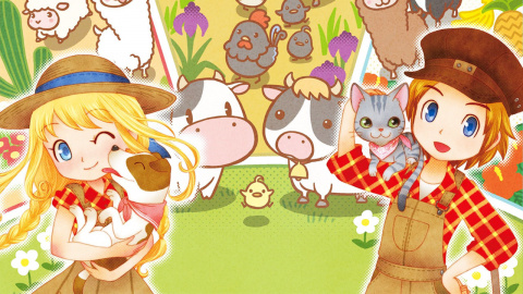 Story of Seasons : Trio of Towns - Une suite sans surprises majeures sur 3DS