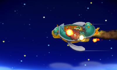 Le tortue-jet