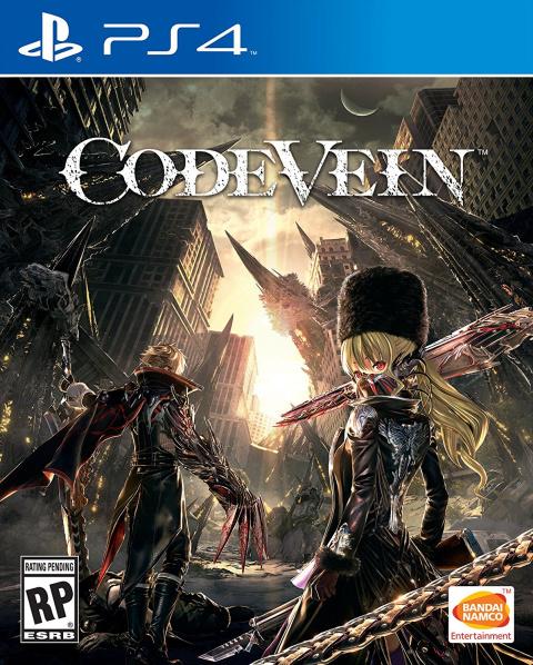 Code Vein sur PS4