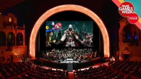 Au coeur de PGW Symphonic : LE concert clé de cette Paris Games Week 2017