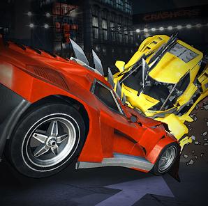 Carmageddon : Crashers sur iOS