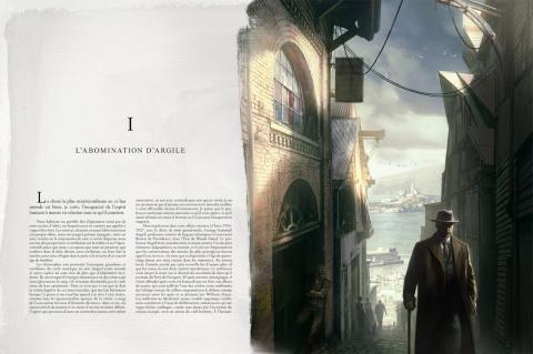 L'appel de Cthulhu de Lovecraft s'offre un superbe ouvrage illustré