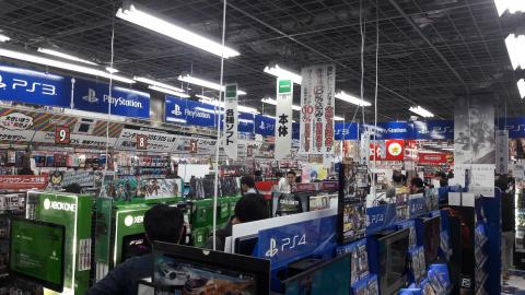 Japon, le pays où Xbox n'existe pas