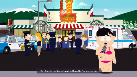 South Park : L'Annale du Destin, plus long, plus grand et pas coupé