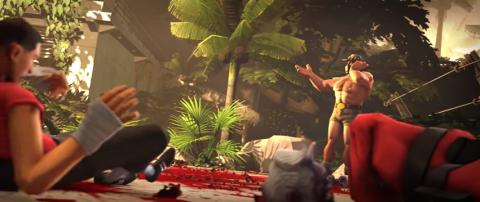 Jaquette de Team Fortress 2 sort d'outre-tombe avec la mise à jour Jungle Inferno