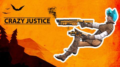 Crazy Justice sur Mac