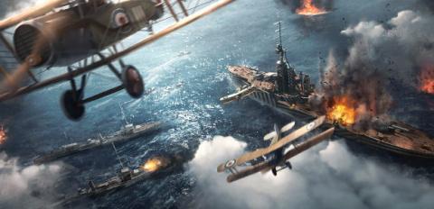 Battlefield 1 : Premier contact avec les maps et armes du DLC Turning Tides !