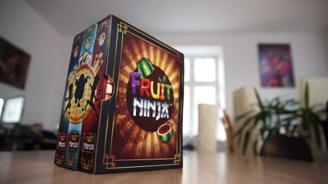 Fruit Ninja va être adapté en jeu de plateau par son créateur